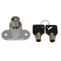 SAFE-DOOR LOCK & KEY SET (3PK) (98656-493)