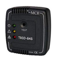 TRIO GAS ALARM BLACK