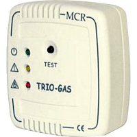 TRIO GAS ALARM IVORY