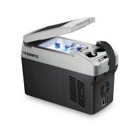 Dometic CF11 ตู้เย็นแช่แข็ง/ตู้เย็นพกพา CoolFreezer, ความจุ 10.5 ลิตร,สีเทา