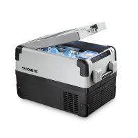 Dometic รุ่น CFX40W ตู้เย็นแช่แข็ง/ตู้เย็นพกพาในรถยนต์ CoolFreezer,ความจุ 38 ลิตร,สีเทา