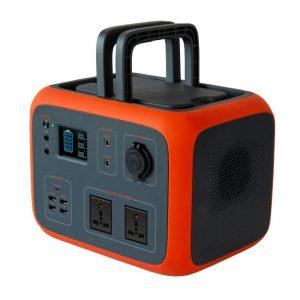 Bluetti  AC50S ความจุ 135,000mAh/500Wh (สีส้ม)