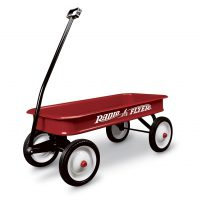 Radio-Flyer Classic Red Wagon