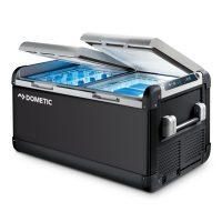 Dometic รุ่น CFX95DZW ตู้เย็นแช่แข็ง/ตู้เย็นพกพาในรถยนต์ CoolFreezer,ความจุ 85 ลิตร,สีเทา