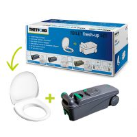 Thetford Toilet fresh-up Set C250/C260 Accessories for cassette toilets 9339362